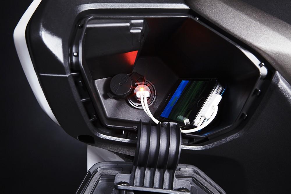 Παροχή ρεύματος με θύρα USB