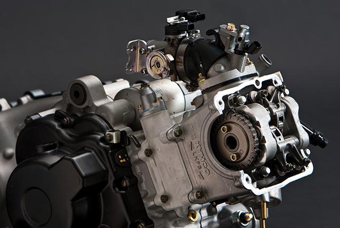 Υγρόψυκτος κινητήρας G5 για επιδόσεις… πέντε αστέρων